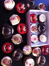 Muppet Cupcakes Workshop